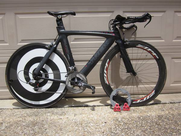 Trek Equinox 9.9 SSL-Small TriathlonTime Trial Bike - $3000 (Leon Valley)