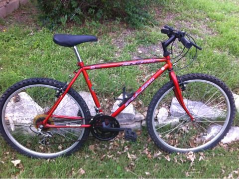 Vintage Fuji ATB MX-100 Mountain Bike - $75 (San Antonio)