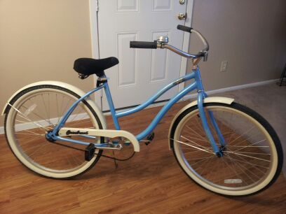 Womens Huffy Cranbrook Beach Cruiser Bike (Northeast San Antonio)
