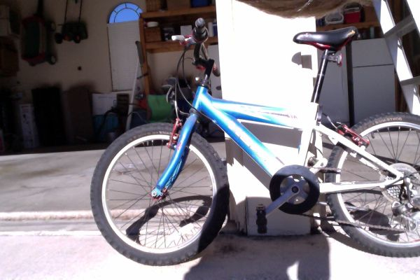 Trek Mountain Lion 60, for ages 3-6, $30 OBO - $30