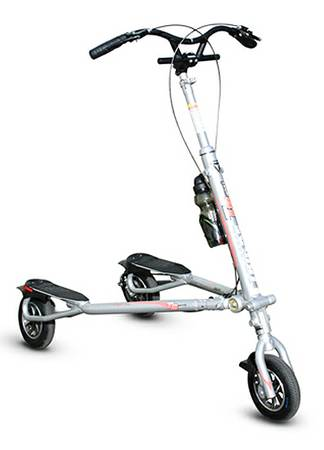 Trikke Carving VehicleScooter T8 Sport - $85 (N Hwy 281 near Airport)