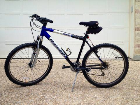 Raleigh M60 Mountain Bike - $250 (North SA)