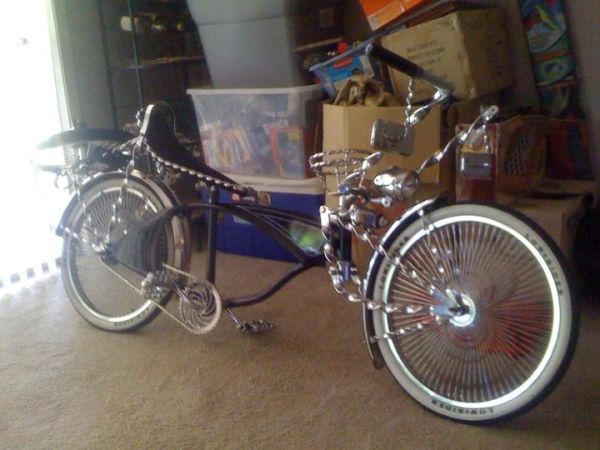 Lowrider bike Twisted Continental-OBO - $550 (Live Oak)