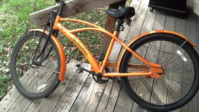 schwinn old school bike - $100 (san antonio)