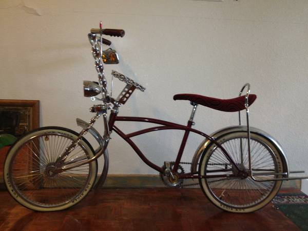 Lowrider Bicycle - $200 (Live oak)