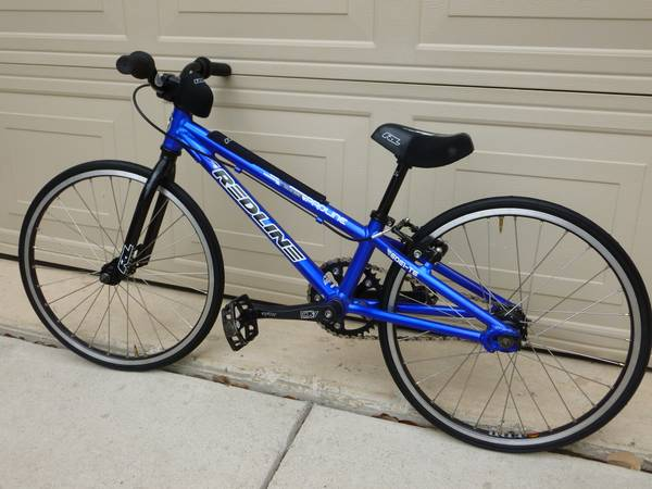 REDLINE MICRO MINI BMX BIKE - $375 (STONE OAK)