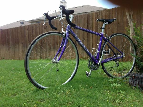 Womens Specialized Dolce small44cm Purple - $425 (1604 Bandera)