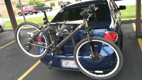 18 Nishiki Colorado Mountain Bike - $300 (Anywhere in San Antonio)