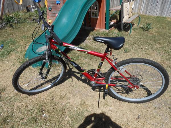 Boys 24 Huffy Blackwater - $50