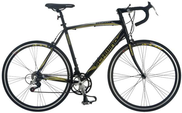 Schwinn Mens Phocus Bicycle (Black) - $110 (san antonio)