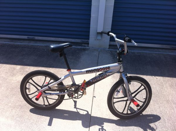 20 Boys Mongoose Rebel Freestyle Bike - $50 (78154)