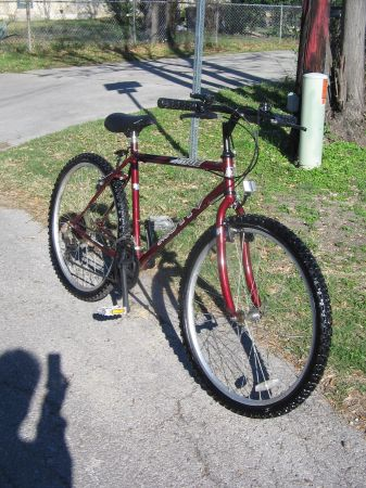 MENS MOTIV QUALITY MOUNTAIN BIKE  - $60 (San Antonio)
