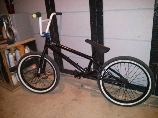 Stolen brand Bmx bike - $130 (south san antonio)