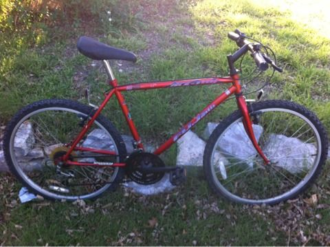 Vintage Fuji ATB MX-100 Mountain Bike - $50 (San Antonio)