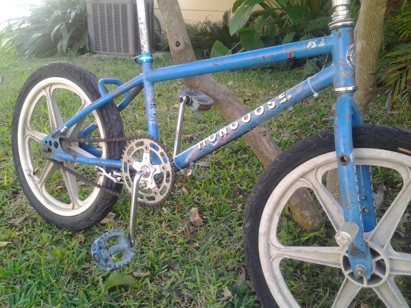 Mongoose 1986 FS1 vintage freestyle bike - $250 (everywhere)