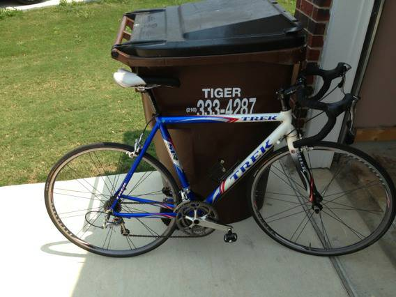 Trek SLR Alpha Superlight Race - $500 (Converse)