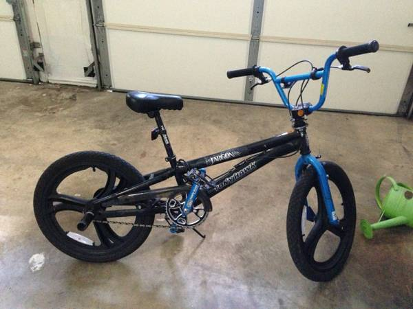 Boys Bike- Tony Hawk Jargon BMX - $75 (NC San Antonio)