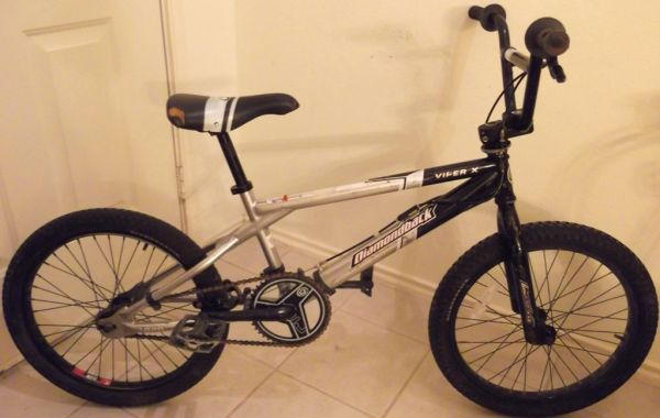 Diamondback Viper X BMX bike with Gyro, 20 inch Weinmann 6061 wheels - $89 (Schertz 78154)