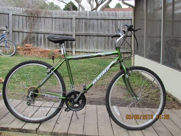 Magna Glacier Point Bike - $60 (San Antonio)