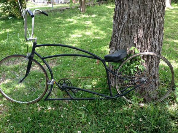 LOWRIDER BICYCLE FULL SIZE CRUISER.. AWESOME FIND CHEAP - $250 (NB)