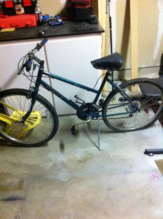 Reduced Huffy Superia 15 speed mountain bike, good shape - $40 (Fort sam houston)