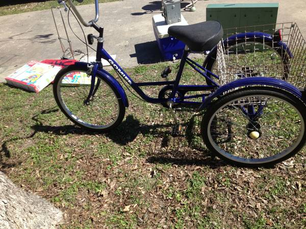 ADULT 3 WHEEL BICYCLE - $275 (SOUTHSIDE)