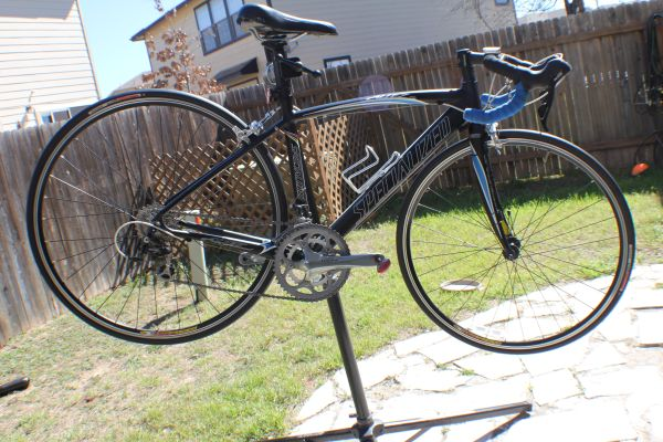 Specialized allez sport with upgrades - $1200 (nw san antonio)