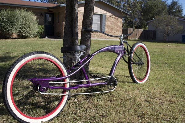 STRETCHED BEACH CRUISER CUSTOM - $350 (NE)