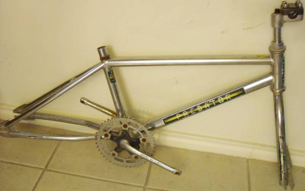 original 1983 Schwinn Predator (genuine old school cromoly bmx bike) - $69 (Schertz 78154)