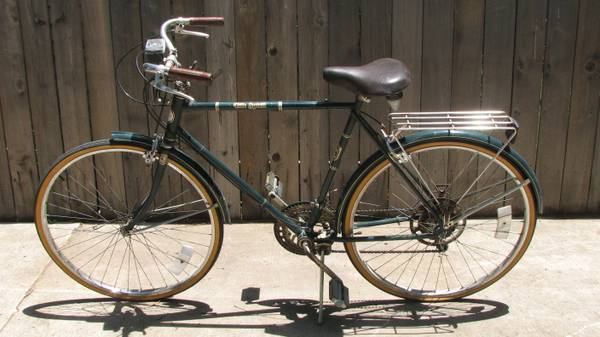 vintage 10 speed ,, sears free spirit - $100 (central sa)