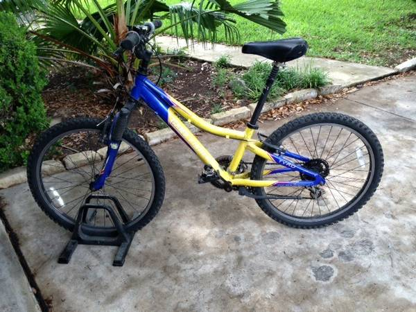 Youth Mountain Bike - Gary Fisher Tyro - $95 (Alamo Heights)