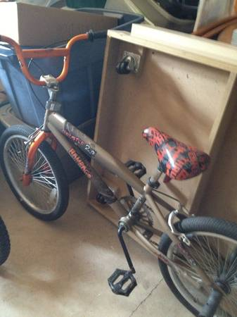 Bike for sale (Rage Thruster 2.0) - $65 (41090 west)