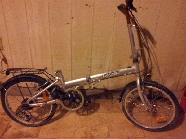 Citizen folding bike - $80 (thousand oaks)