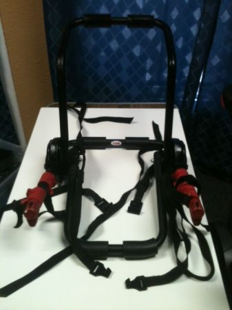 BELL 2 Bike Trunk Rack - $35 (San antonio)