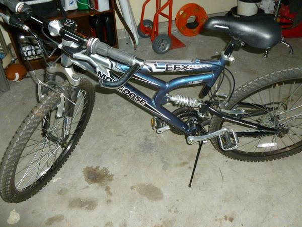 Mongoose Mountain Bike - $65 (Southside SA)