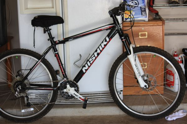 Nishiki Colorado XC Trail Series18 Mountain Bike - $200 Price Reduced - $200