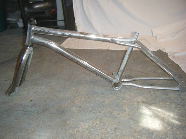 Royce Union BMX Freestyle Frame and Fork - $20 (San Antonio, TX)