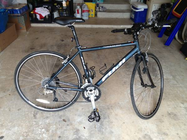 2008 Fuji Absolute 2.0 - $350 (Judson and 1604)