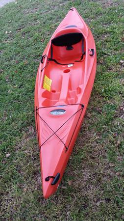 Kayak, sit on top - $225 (N.E.S.A.)