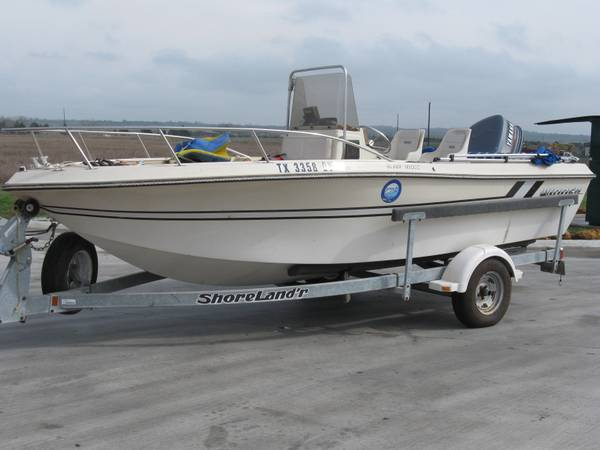 1988 Winner 1850 CENTER CONSOLE - $10400 (San Antonio,Tx)