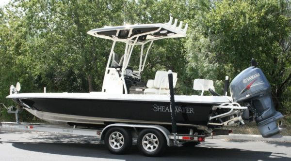 2009 Shearwater 23LTZ Every Option Available Must See - $49995 (NW San Antonio WonT LAsT THiS PrICE)