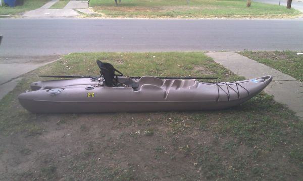 Future Beach Kayak (reduced) - $500 (Southside SA)
