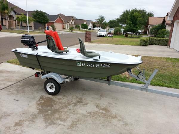 NEW BOAT $2,200 BASS BOAT--SHALLOW WATERS - $2200 (MCALLEN TX)