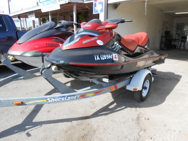 2006 2004 PAIR OF JET SKI W TRAILER GOING FAST FOR CASH T.TL. - $11800 (RODAXA AUTO,BOAT MARINE SALES)