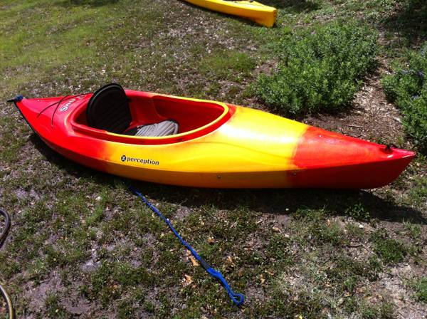 Perception Kayak Swifty 9.5 - $175 (Fair Oaks)