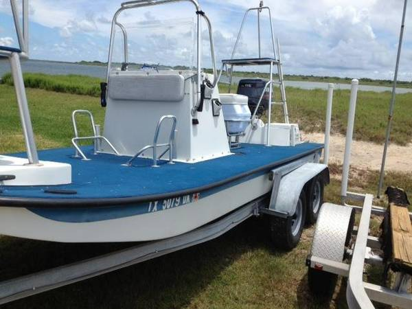 Shallow Sport with Custom Towers - $12000 (Port OConnor, Texas)