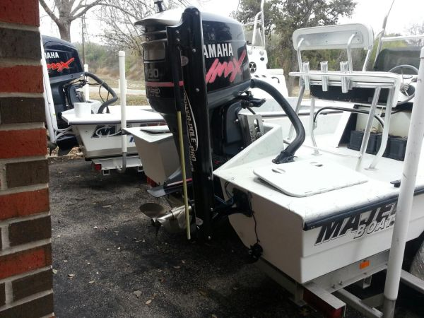 2000 Majek RFL Yamaha TRP Power Pole - $20500 (Seguin New Braunfels)