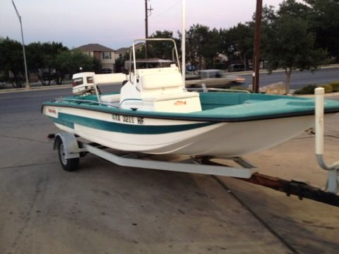 1994 red fin center counsel bay boat - $3800 (Best offer)