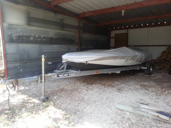1972 Tahiti Jet Boat - $5000 (Canyon Lake)