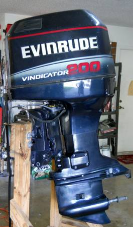 Evinrude Vindicator 200 For Sale